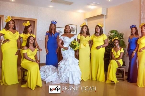 See Beautiful Photos From The Wedding Of OAP Gbemi Olateru-Olagbegi 3