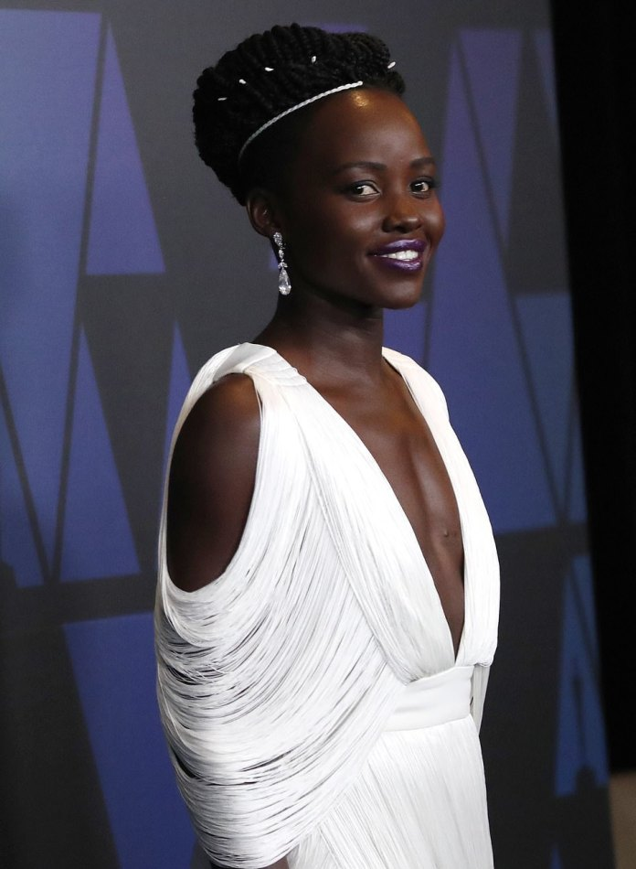 Lupita Nyong'O, Emma Stone, Lady Gaga Slay For The Governors Awards 1