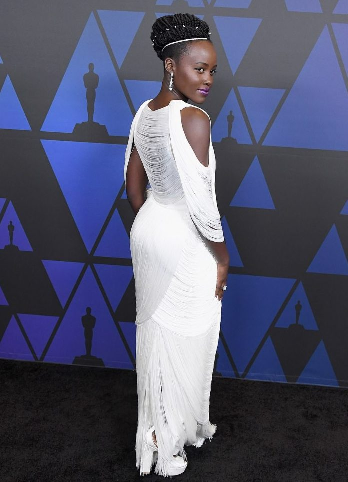 Lupita Nyong'O, Emma Stone, Lady Gaga Slay For The Governors Awards 2