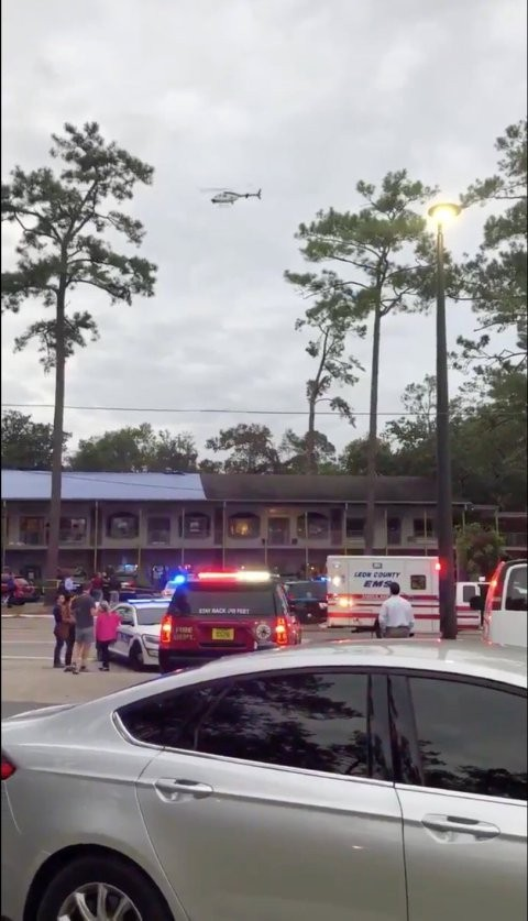 Two Dead, 5 Wounded As Gunman Open Fire At A Yoga Studio 2