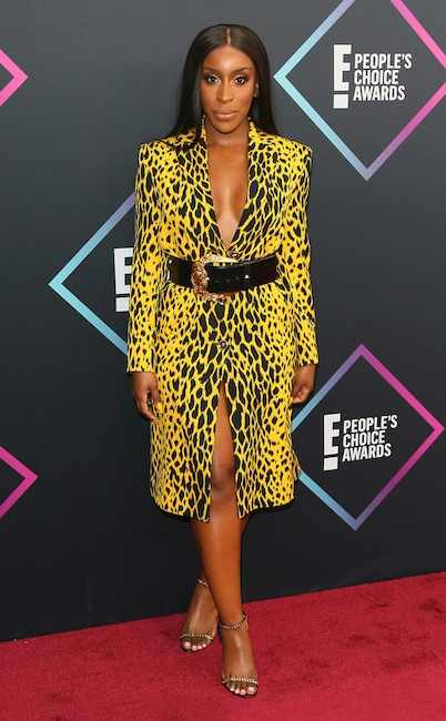 2018 People's Choice Award: See The Best Dressed Celebrities On The Red Carpet 8