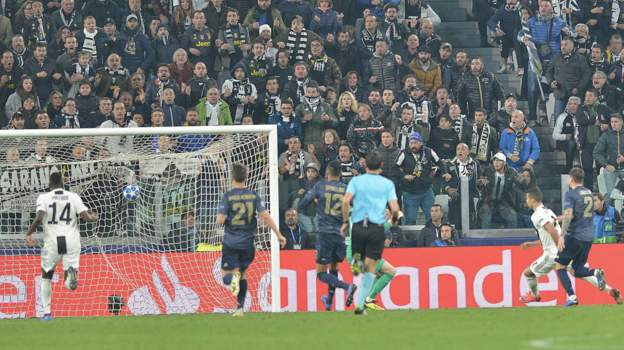 Juventus 1 - 2 Manchester United: Dramatic Late Goals Give Red Devils Victory In Turin 2