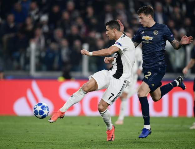 Juventus 1 - 2 Manchester United: Dramatic Late Goals Give Red Devils Victory In Turin 4