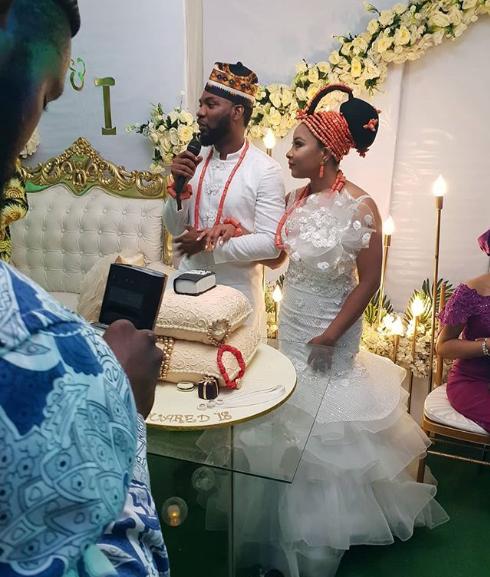 First Photos From Wedding Of Actress Linda Ejiofor And Actor Ibrahim Suleiman 5