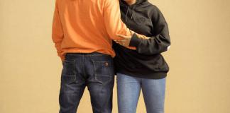 Ibrahim Suleiman and Linda Ejiofor