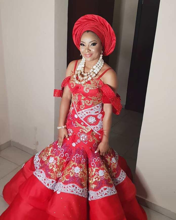 More Photos From Linda Ejiofor's Wedding To Ibrahim Suleiman 3