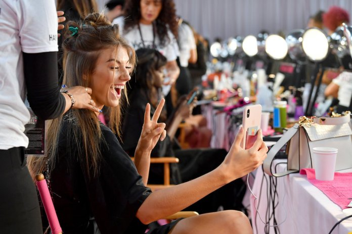The Insider: Stunning Backstage Scenes From The Victoria's Secret Fashion Show 6