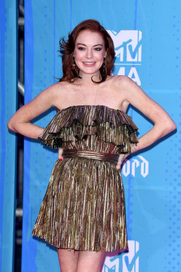 2018 MTV EMAs: The Best Dressed Celebrities On The Red Carpet 2
