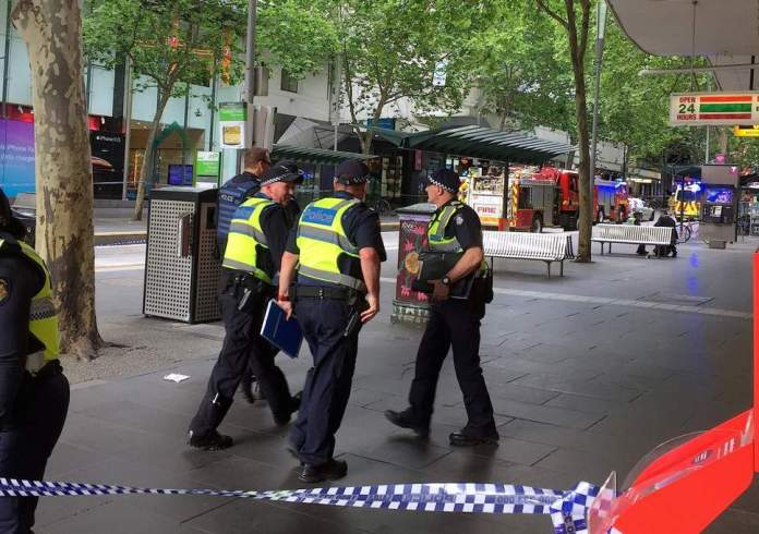 Melbourne Attack: Terrorist Shot Dead After Killing One And Injuring Two 2