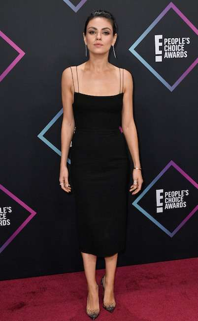 2018 People's Choice Award: See The Best Dressed Celebrities On The Red Carpet 14