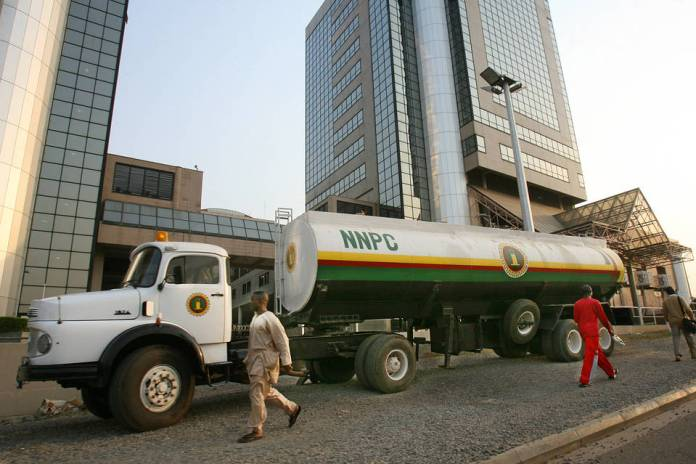 NNPC Oil Marketers Petrol Pump Prices
