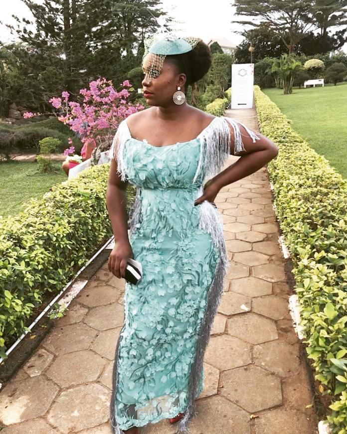 Aso-ebi Style: Sizzling Hot Styles From #ISquared18 13