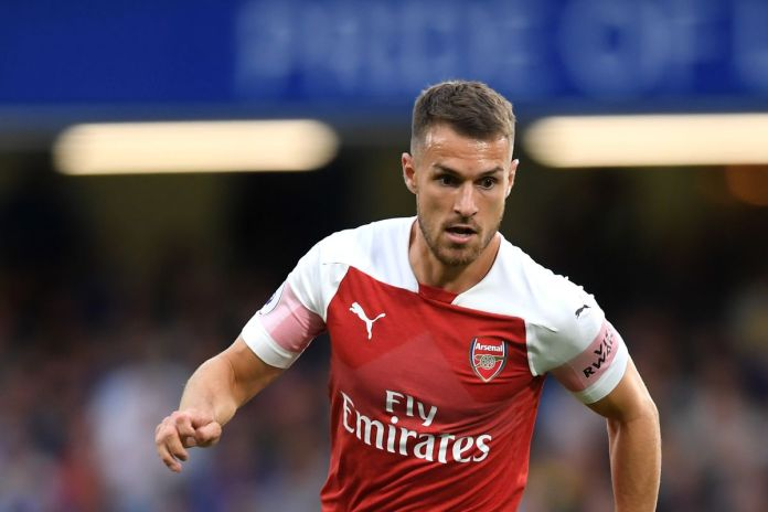 Juventus Confirms Interest In Signing Arsenal's Aaron Ramsey On A Free Transfer 1