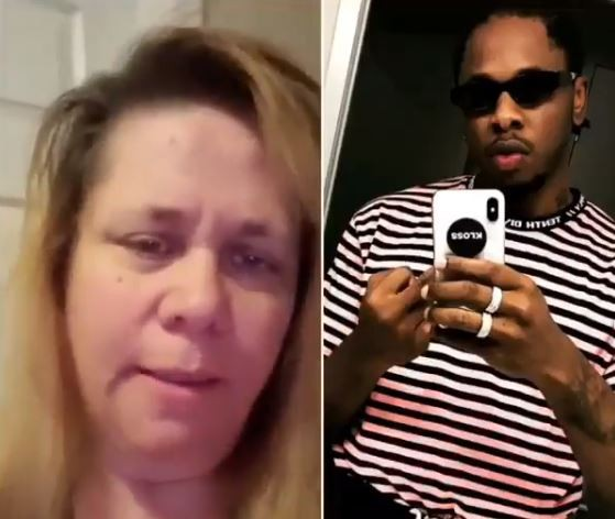 You Are A Liar - White Woman Who Said Runtown Defrauded Her Shares More Proof 1