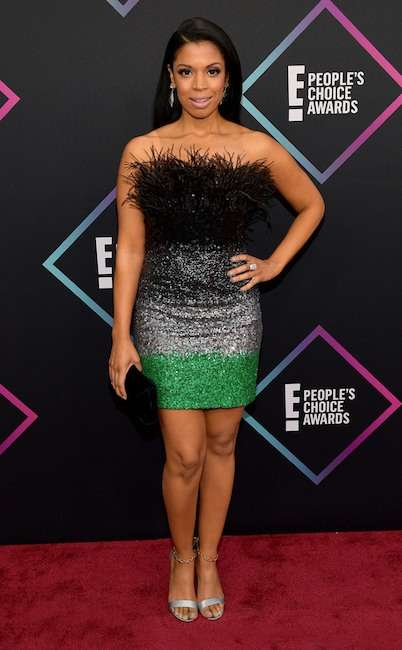 2018 People's Choice Award: See The Best Dressed Celebrities On The Red Carpet 1