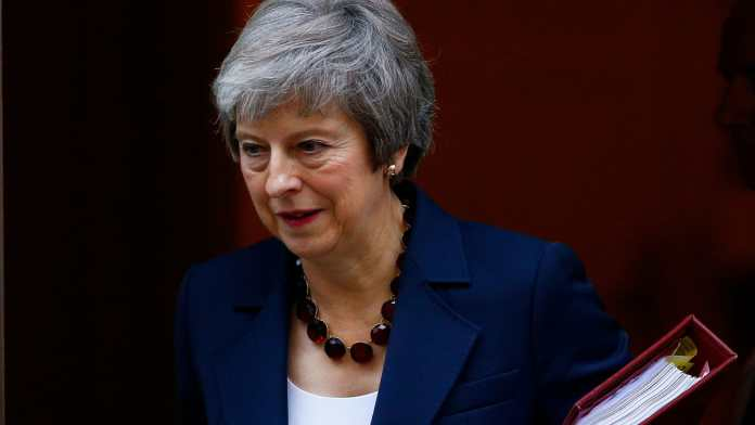 Breaking: Tearful Theresa May Announces Her Resignation As British PM 1