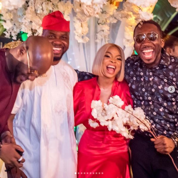 The Insider: All The Glam, Gifts And Celebs At Toke Makinwa's Birthday Dinner Party 1
