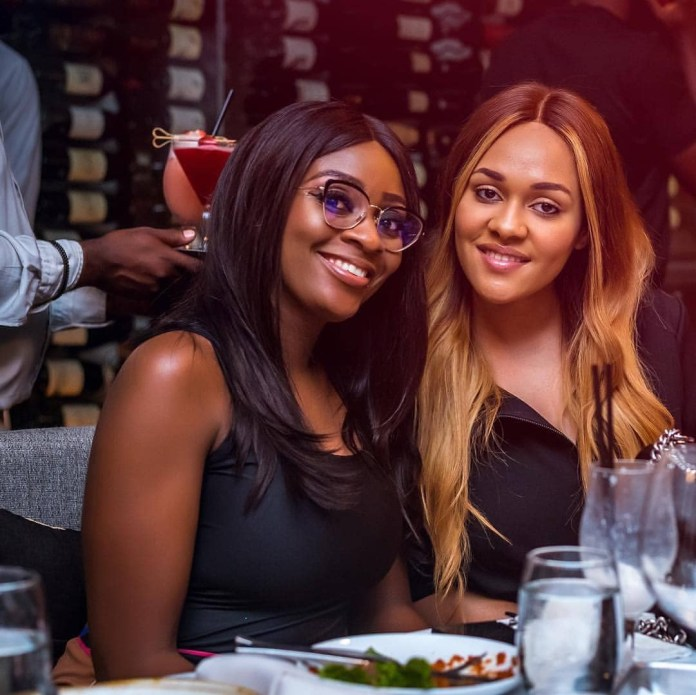 Chapter 34: See Official Photos From Toke Makinwa's Birthday 12