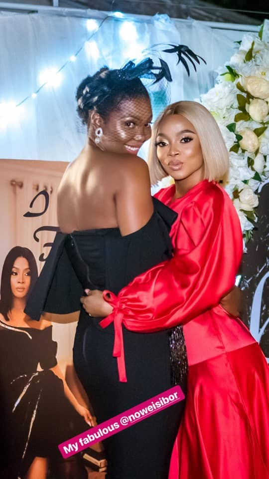 Chapter 34: See Official Photos From Toke Makinwa's Birthday 6