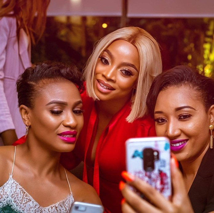 Chapter 34: See Official Photos From Toke Makinwa's Birthday 8