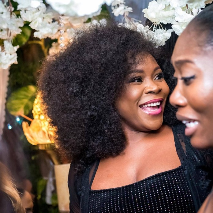 Chapter 34: See Official Photos From Toke Makinwa's Birthday 9