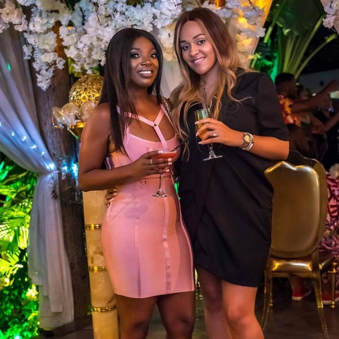 Chapter 34: See Official Photos From Toke Makinwa's Birthday 10