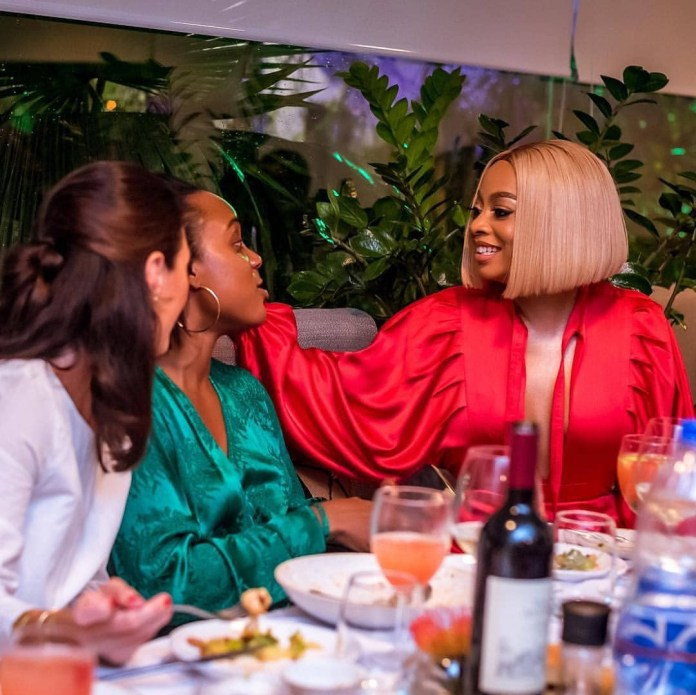 Chapter 34: See Official Photos From Toke Makinwa's Birthday 2