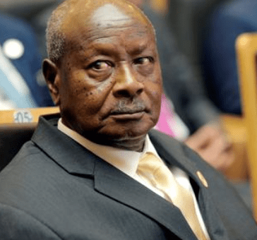 Head Of The Home Never Goes Into The Kitchen - Ugandan President 1
