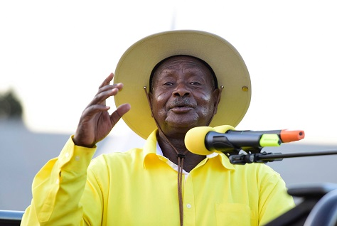 Head Of The Home Never Goes Into The Kitchen - Ugandan President 3