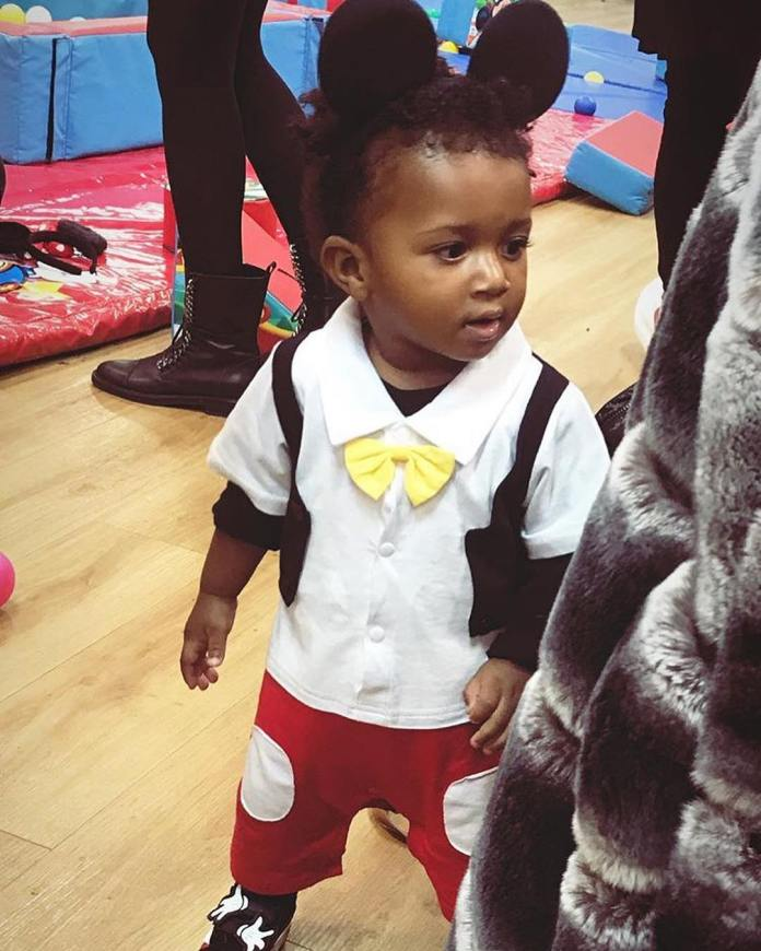 KOKO Junior: See Photos from Zion, Wizkid's Son's Mickey Mouse Themed Birthday Party 4