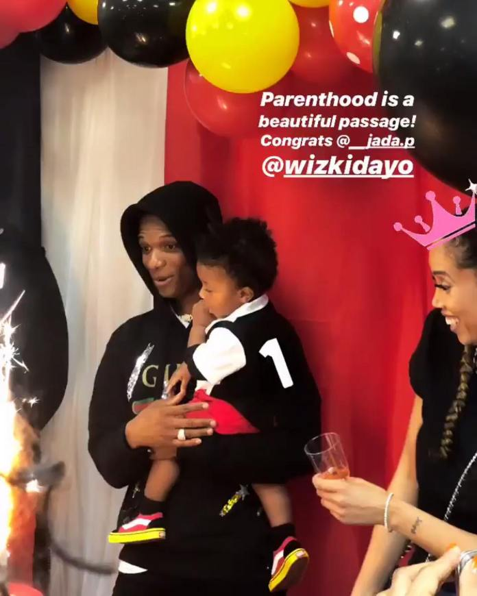 KOKO Junior: See Photos from Zion, Wizkid's Son's Mickey Mouse Themed Birthday Party 1