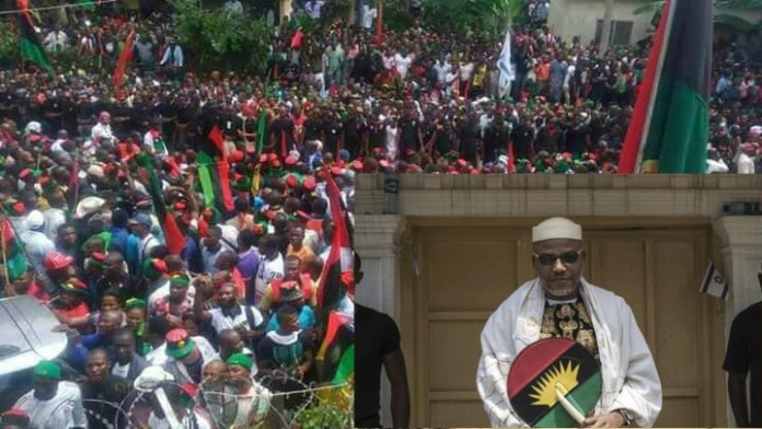 We'll Give N1m Ransom For Travel Info On South East Governors And Buratai - IPOB Leader, Nnamdi Kanu Promises 3