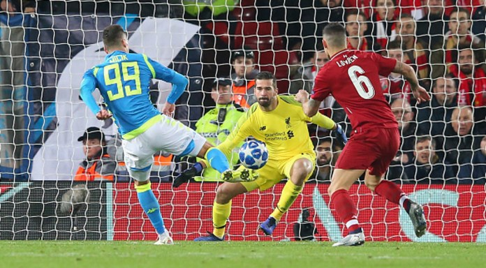 Liverpool Defense Shows Signs Of Weakness, Alisson Poor Run Of Form 2