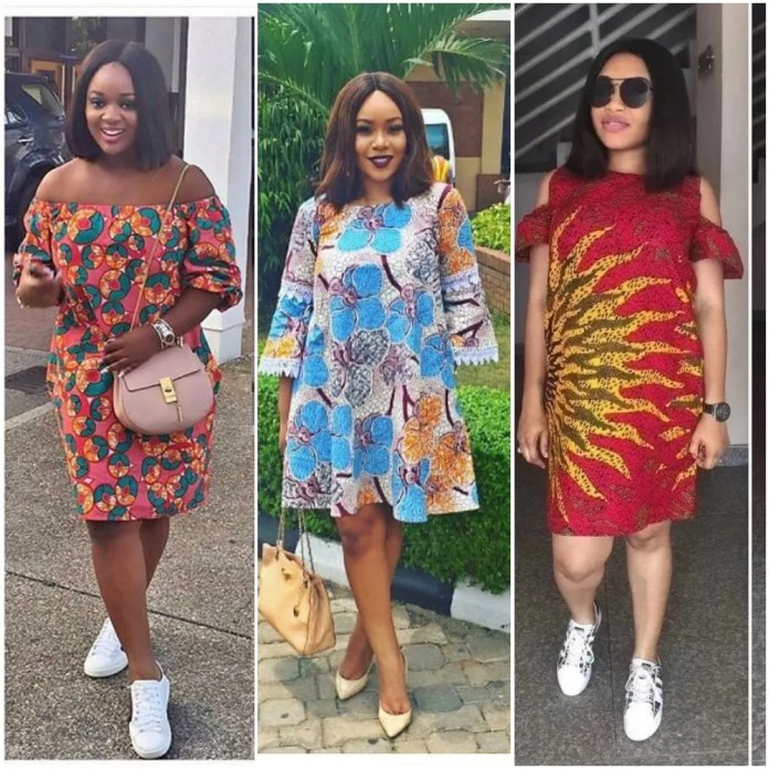 Ankara Style 3 Cute Short Ankara Gown Styles That Will Give You