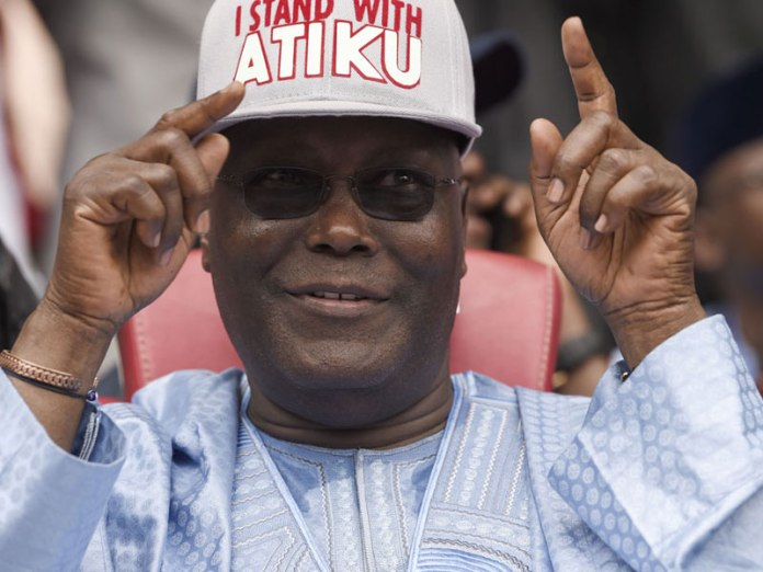 Atiku Abubakar Pulls Out Of Presidential Debate Because Buhari Wasn't There 3