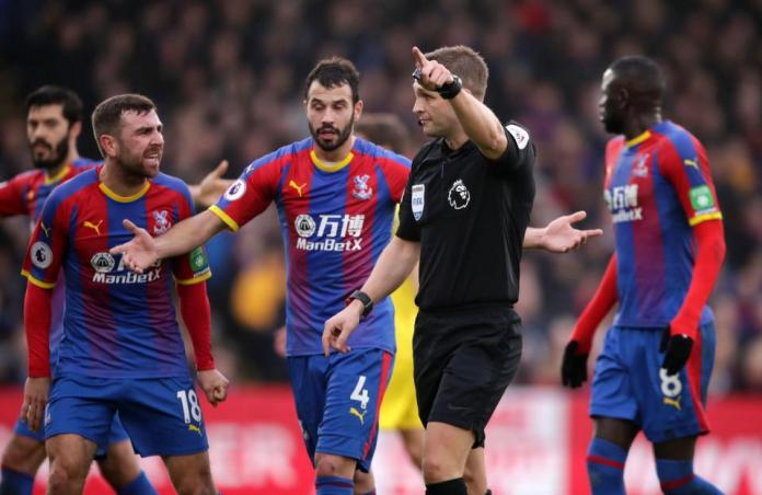 Crystal Palace 0 Chelsea 1: N'Golo Kante Scores To Help Sarri's Boys Sink The Eagles 3