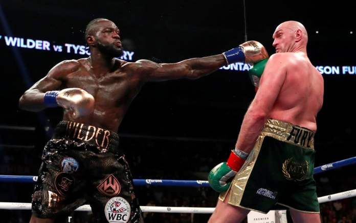 Tyson Fury Confirms Deontay Wilder Rematch Is 'Signed', Reveals Date 4