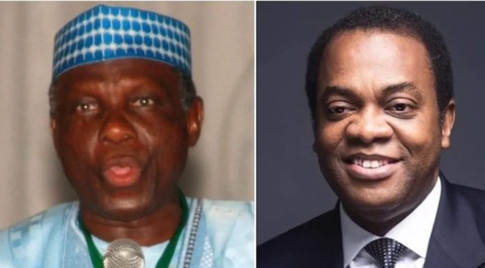 2019 Elections: Why We Endorsed Buhari After Dropping Jerry Gana And Donald Duke - SDP 1
