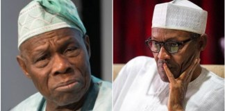 Buhari's Government Will Go To Hell Not Just Jail - Obasanjo