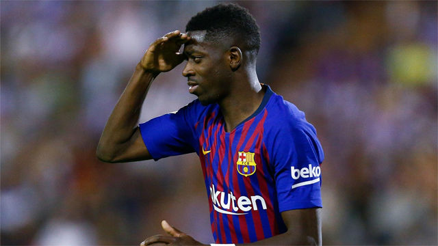 Barca Hire Security Team To Track Down Ousmane Dembele 2
