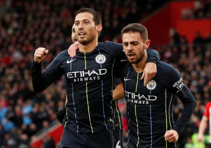 Help Us! Man City Midfielder Bernardo Silva Wants Rivals Man United To Beat Liverpool 1