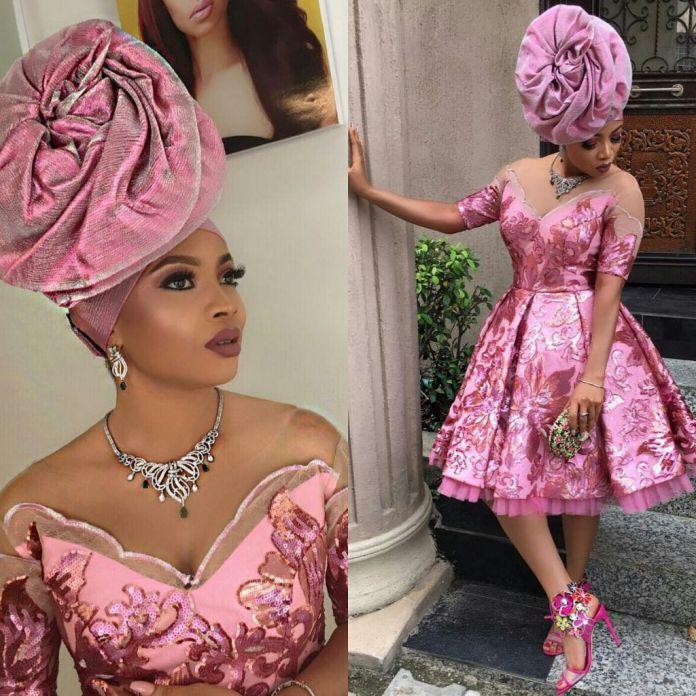 Here Is What To Do If You Are Still Single On Valentine's Day - Toke Makinwa 1