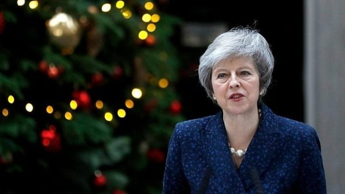 Breaking: Tearful Theresa May Announces Her Resignation As British PM 2