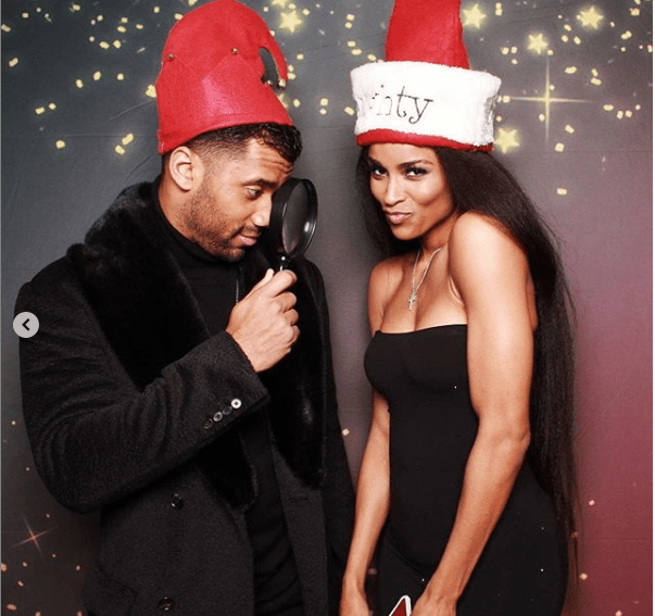 Greatest Love Of My Life - Russel Wilson Lists Reasons He Loves His Wife Ciara 1