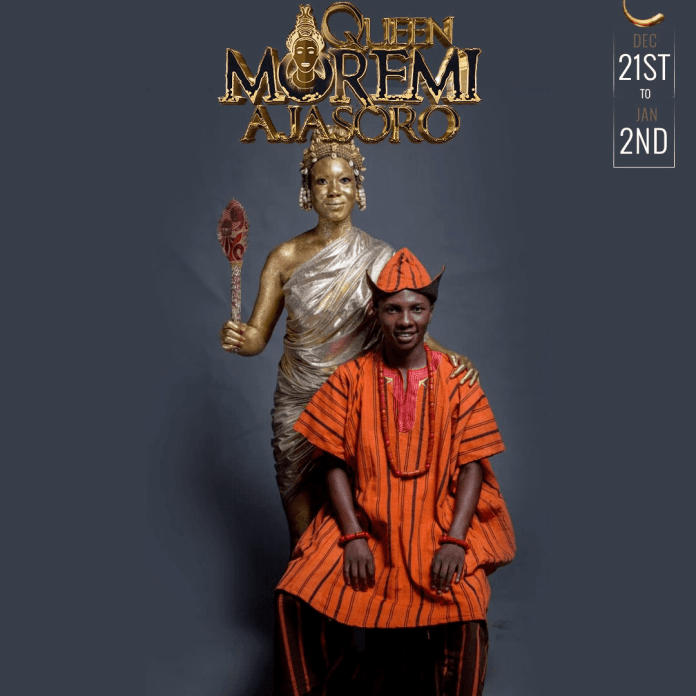 Giveaway: Win Free Tickets To See Queen Moremi The Musical 1