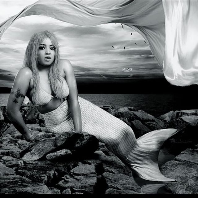 Actress Tayo Sobola Releases mermaid-Inspired Birthday Photo As She Turns A Year Older 1