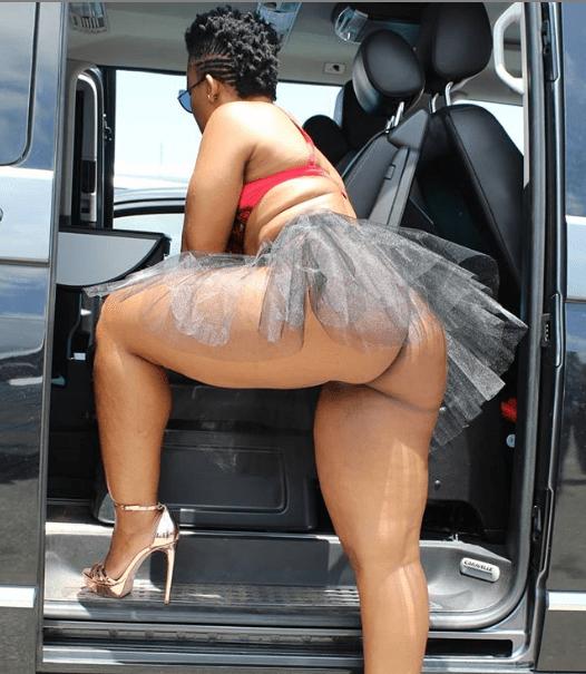 zodwa wabantu undergoes vaginal surgery