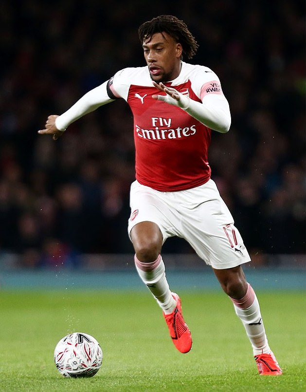 What Alex Iwobi Has To Say About Arsenal's Transfer Move For Wilfried Zaha And Yannick Carrasco Will Make Gunners Happy 2