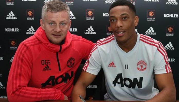 I Am Loving My Time At This Club - Anthony Martial Signs New Long-term Manchester United Contract 1