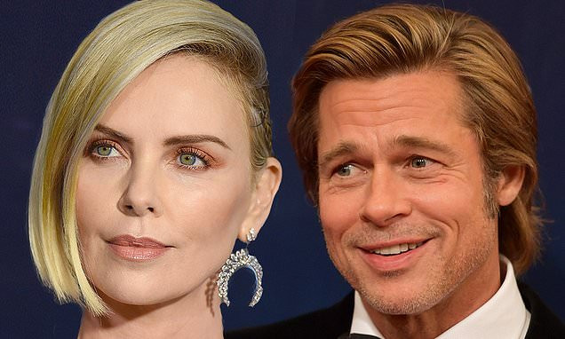 New Couple Alert! Brad Pitt And Charlize Theron Are 'Dating' 1